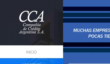 Convocatoria a afectados por Compañía de Crédito Argentina