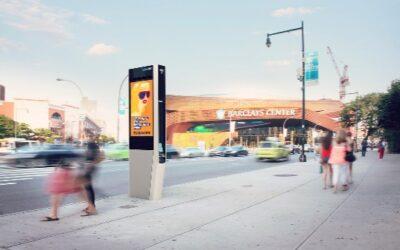 Nueva York reemplazó las antiguas cabinas telefónicas por puestos de WiFi