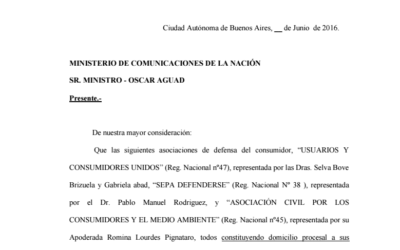 UCU denuncia ante el Ministerio de Comunicaciones de la Nación la estafa masiva de los SMS PREMIUM