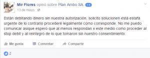 -1 Plan Ambo SA2