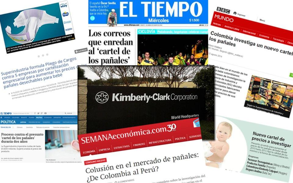 UCU pide que se investigue en Argentina posible cartelización en los mercados de pañales descartables y papel tissue
