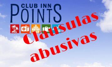 El abuso de CLUB INN en sus contratos de tiempo compartido