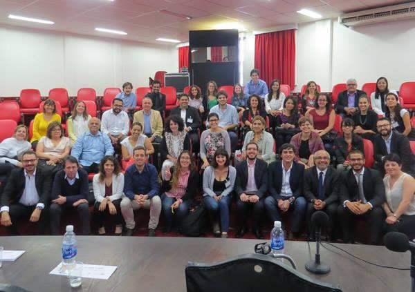 UCU en la Red Latinoamericana y del Caribe para la democratización de la Justicia. Primer documento.