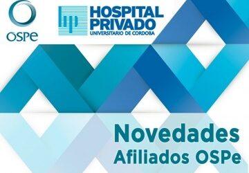 OSPE y Hospital Privado abandonan a sus afiliados que más los necesitan