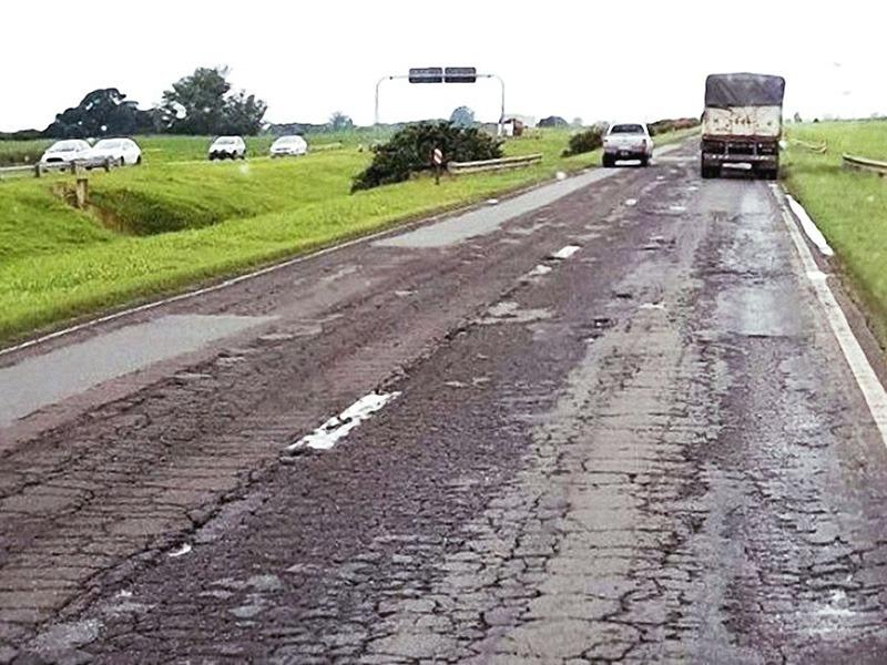 UCU inicia acción colectiva por estado de la autopista Rosario-Córdoba