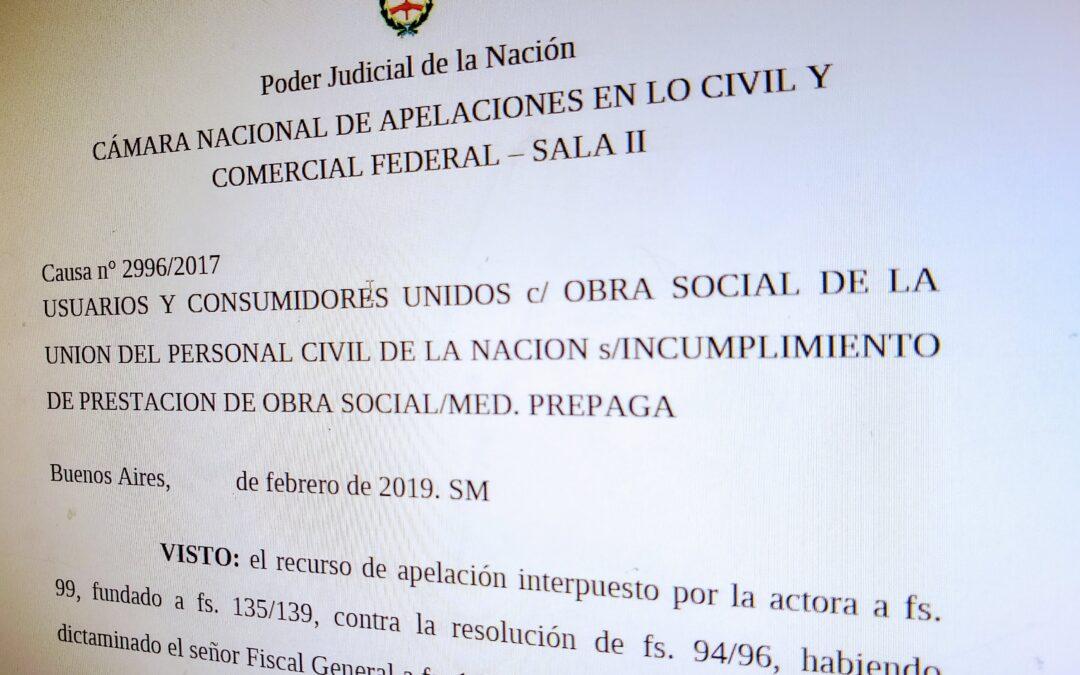 Accord Salud deberá reincoporar a sus afiliados expulsados a PAMI